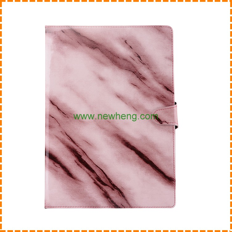 new fashion marble leather cover for ipad case genuine leather sleeve for ipad mini, PU leather case for ipad air 2