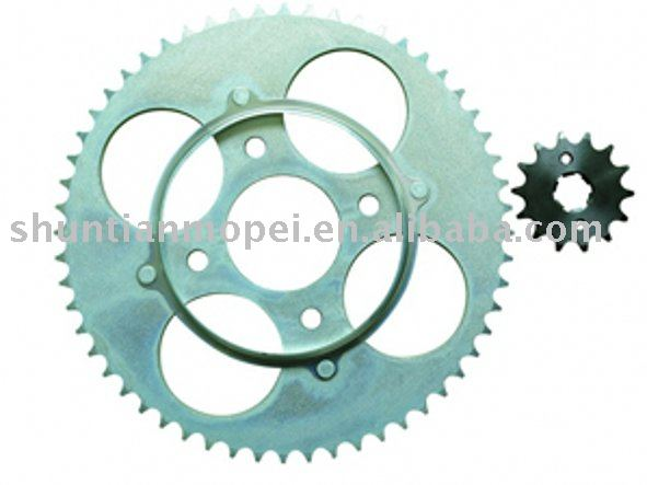 D-808 motorcycle chain sprocket