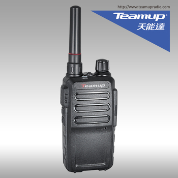TP-S110 Hot Sale Analog Uhf  Mini Cheap Ham Transceiver Radio 2W Walkie talkiLong Walkie Talkie Range Distance