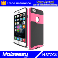 Customize shockproof with top quality 3d flip effect phone case for iPhone 6 plus