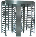 Best price biometric access control full height turnstiles gates