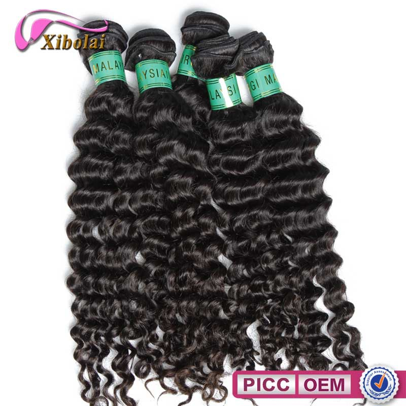 Factory price remy hair braiding , cheap Malaysian weave on natural hair