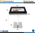 EKAA 21.5 inch Restaurant Multi Touch Screen Coffee Table for interactive restaurant system/ ETT60