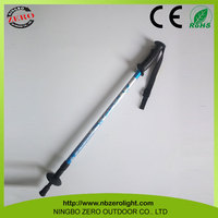 New design customized top quality folding walking stick