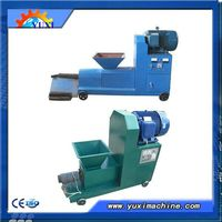 Energy saving pioneer Used firewood charcoal briquette making press machine for sale