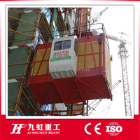 CE approved Brand New Electric Construction Passenger Elevator