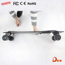 Wholesale FCC CE RoHS UL ASTM Double drive 3000W Hub Motor carbon fiber electric mountain board with photo