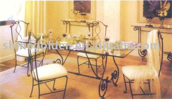 Indoor Wrought Iron Table And Chairs - Buy Wrought Iron ...