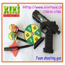 5Pcs Kids Sport Toy Plastic And Eva airsoft gun
