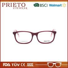 New Trend vogue glasses frame with logo engraving with CE certificate