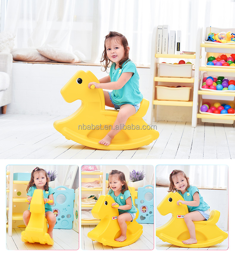 kids rocking horse ,indoor plastic rocking horse, rocking horse for kids