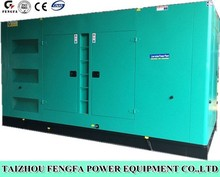 200kva China Brand Diesel Generator With Silent Canopy