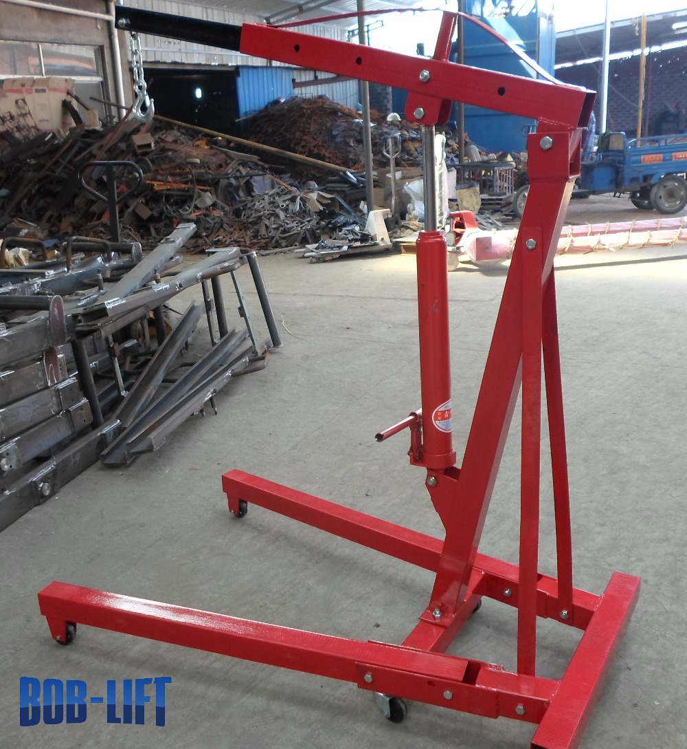 Mini folding engine crane hoist for sale in dubai view for Motor lift for sale