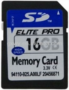 Good Quality SD card/memory card 16GB