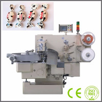 With CE SM800D Automatic High Speed Double Twist Popping Candy Packaging Machine Price
