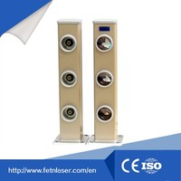 Low cost laser beam fence security system with CE certificate for sale