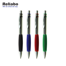 Reliabo Promotional Custom Printed Cheap Advertising Metal Ballpoint Pen With Logo
