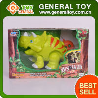 Plastic R/C Cartoon Dinosaur Toy
