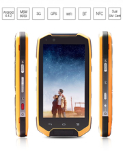 New Products for 2015 4.7inch Rear Camera 13.0MP RAM 2GB ROM 16GB IP68 outdoor worker 4G LTE rugged phone