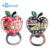 Guangzhou high quaity antique finish shell printing and country city custom souvenir metal fridge magnets