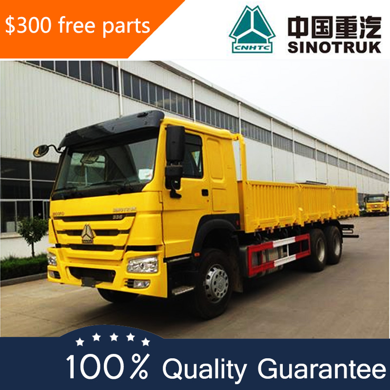sinotruk howo 10 wheel 6x4 cargo truck for sale with good quality