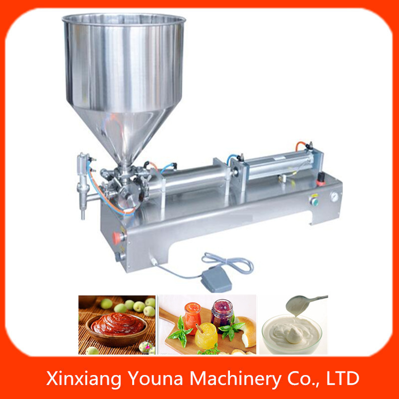 pneumatic tomato paste sauce canning machine price