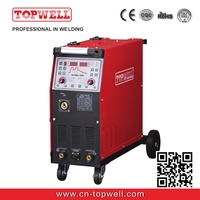 High performance multi-functions MIG/MMA welding machine(ALUMIG250P)