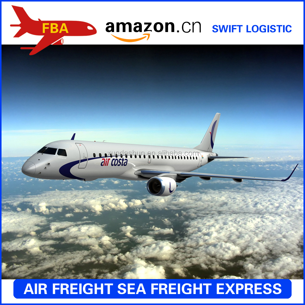 cheap air freight China to usa Amazon FBA door to door shipping-------Skype ID : cenazhai