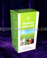 depond factory Diclofenac sodium injection for animals