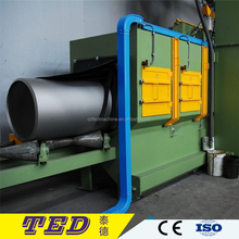 Steel Tube Shot Blasting Machine