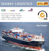 Quick international China sea shipping container to Seattle