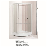 2015 NEW DESIGN HIGH REPUTE SHOWER ROOM WITH ABS TRAY