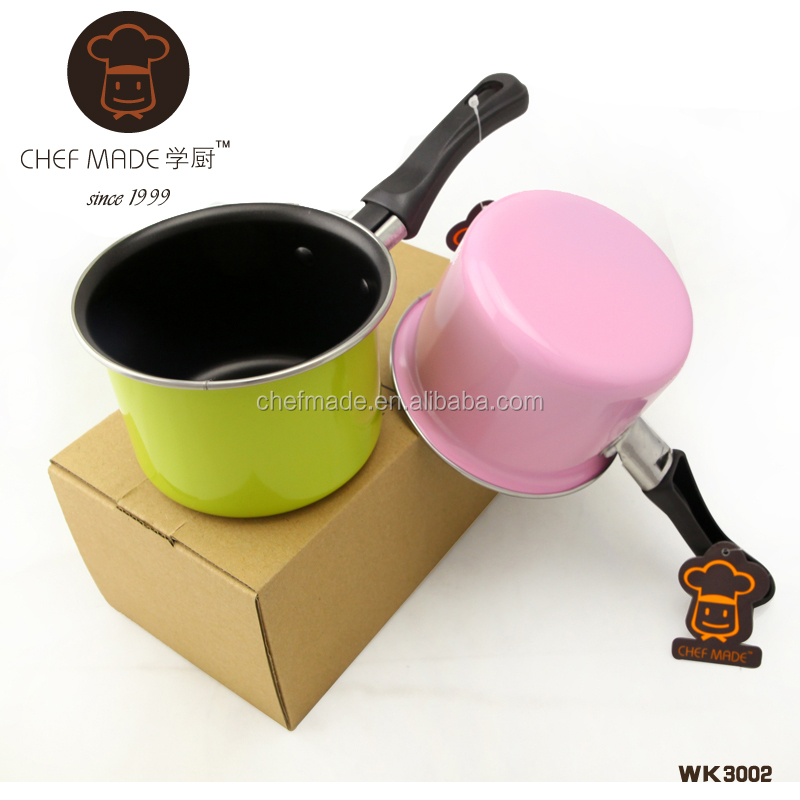 11''mini dazzle colour milk pan