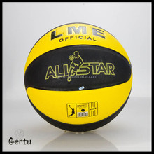 High quality Size 7 PU basketball