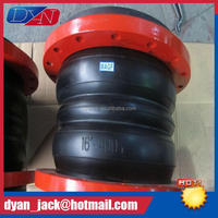 Natural rubber Double Sphere rubber joint pipe for Construction engineering