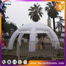 Giant inflatable marquee/8 legs spider inflatable tent