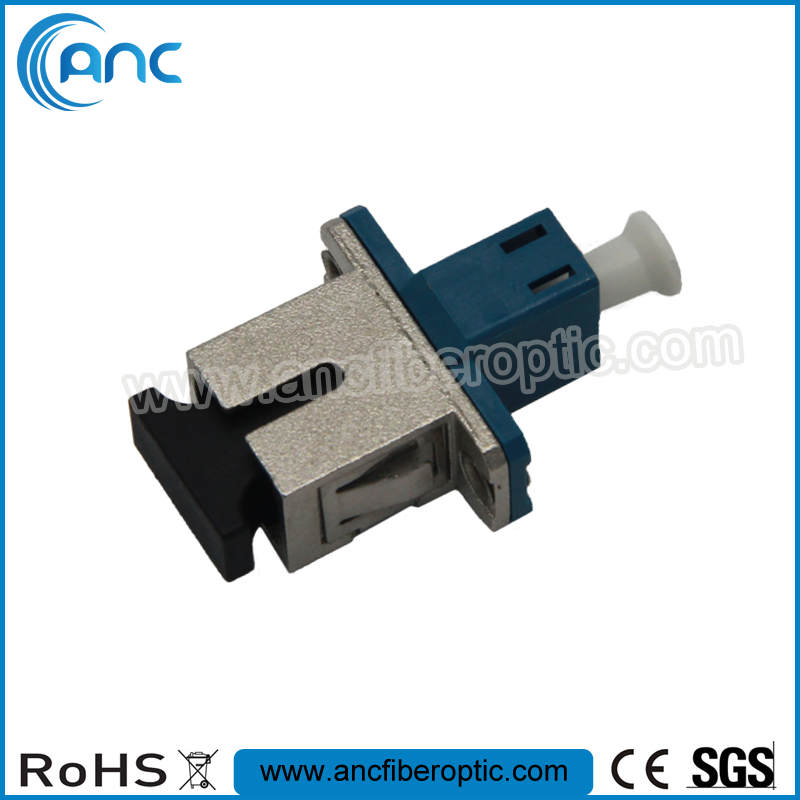 SC Female LC Female hybrid fiber optic adapter for Access Network