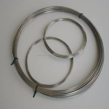 hot sale titanium Gr5 alloy wire in coil