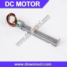 <strong>Dc</strong> 4-9v 500mA 2 Phase 4 Wire Drive Stepper Motor Screw with Nut Slide