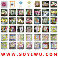 InStock Clearance & FreeSamples & SWITCH IT FRAMES from Yiwu Market for Photo Frames