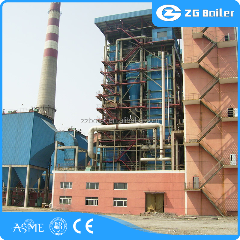 Eco-friendly boiler use in national thermal powerplant