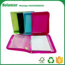 A4 A5 Mutifunctional popypropylene plastic Document Cases