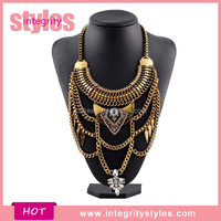 New Design Statement Necklace Import Jewelry From China