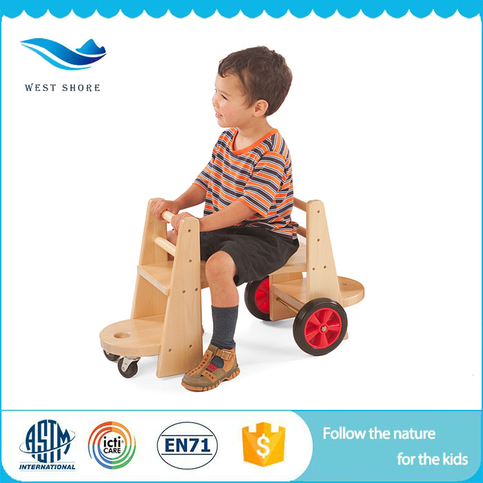2017 New indoor play structure kindergarden furniture kids ride on car With Best Quality And Low Price
