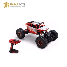 Latest toys 1:18 2.4G car rc rock crawler for sale