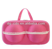 fashion beautiful EVA satin bra bag