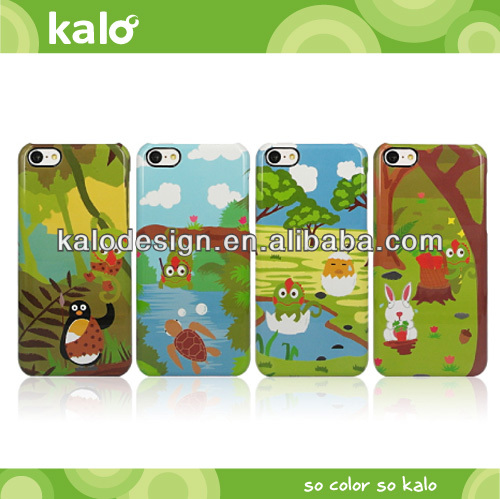 Kalo Fairy Tale Travel PC covers for Iphone 5C Phone case