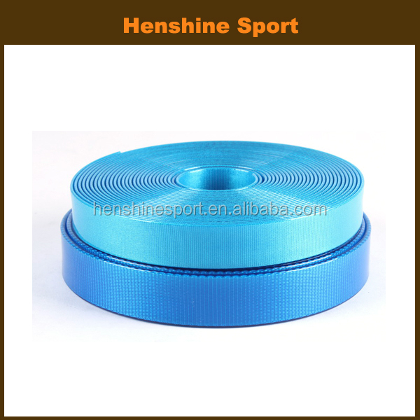 decorative polyurethane coated webbing