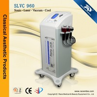 Laser fat removal machine with ultrasonic and infrared