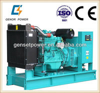 Used 250 Kva Diesel Generator Electric with Cummins Engine